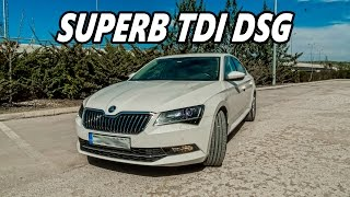 Skoda Superb 1.6 TDi DSG İnceleme