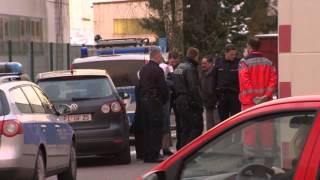 Brutale Gewalt gegen Polizisten