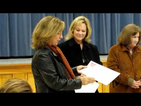 Grant Elementary School Receives a 2011 Major Impact Grant from Petaluma Educational Foundation