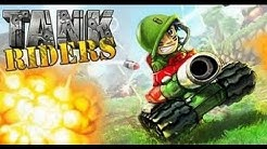 Tank Riders Android & Chrome Game GamePlay