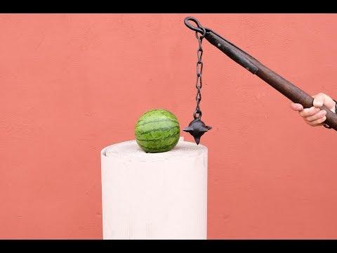 Morgenstern vs Melone von SchwertShop.de pal2003