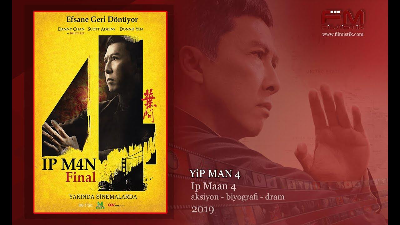 Yip Man 4 Ip Man 4 Trailer 3 Türkçe Altyazılı Fragman