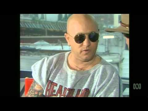 Countdown (Australia)- Molly Meldrum Interviews Angry Anderson- December 14, 1986