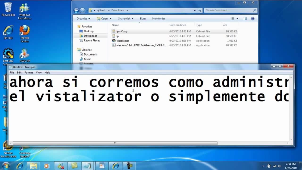 Cambiar Idioma Windows  Home Premium