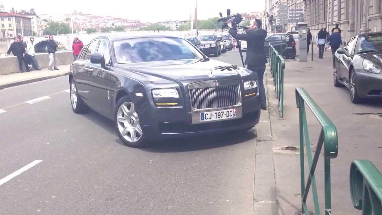 mariage rolls royce ghost lyon avec vb prestige - Location Rolls Royce Mariage