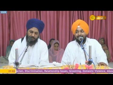 Dhan Guru Har Rai Ji|Bestowing Blessings on Sangat|Kiratpur Sahib|Katha|G.Vishal Singh Ji|7th Nov