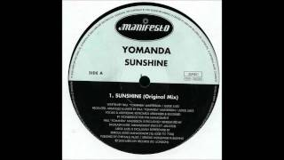 Yomanda - Sunshine (Original Mix)