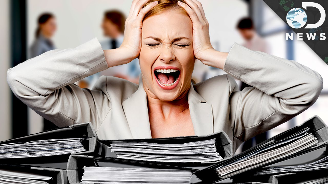 why working too much is terrible for you