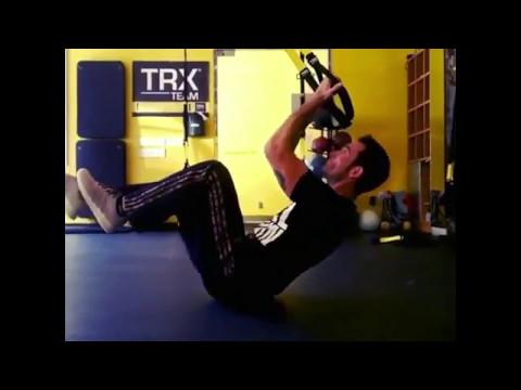 TRX Monday Move - 5/8