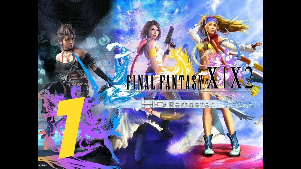final fantasy x2 walkthrough