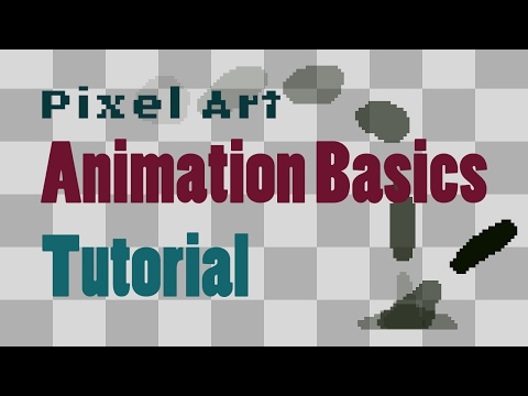 How to Animate Pixels! - Animation Basics