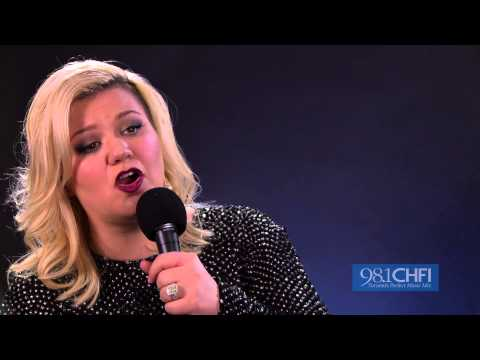 CHFI Kelly Clarkson with Julie part 3