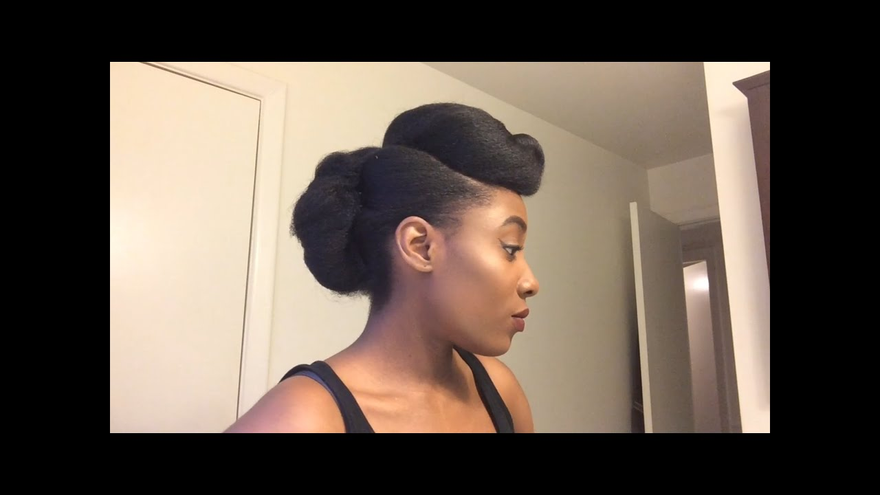 25 Gorgeous Natural Hairstyles To Wear To Work African Vibes