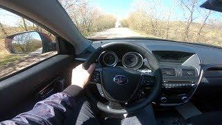 2018 FAW Besturn X80 2.0L AT (142hp) POV Test Drive