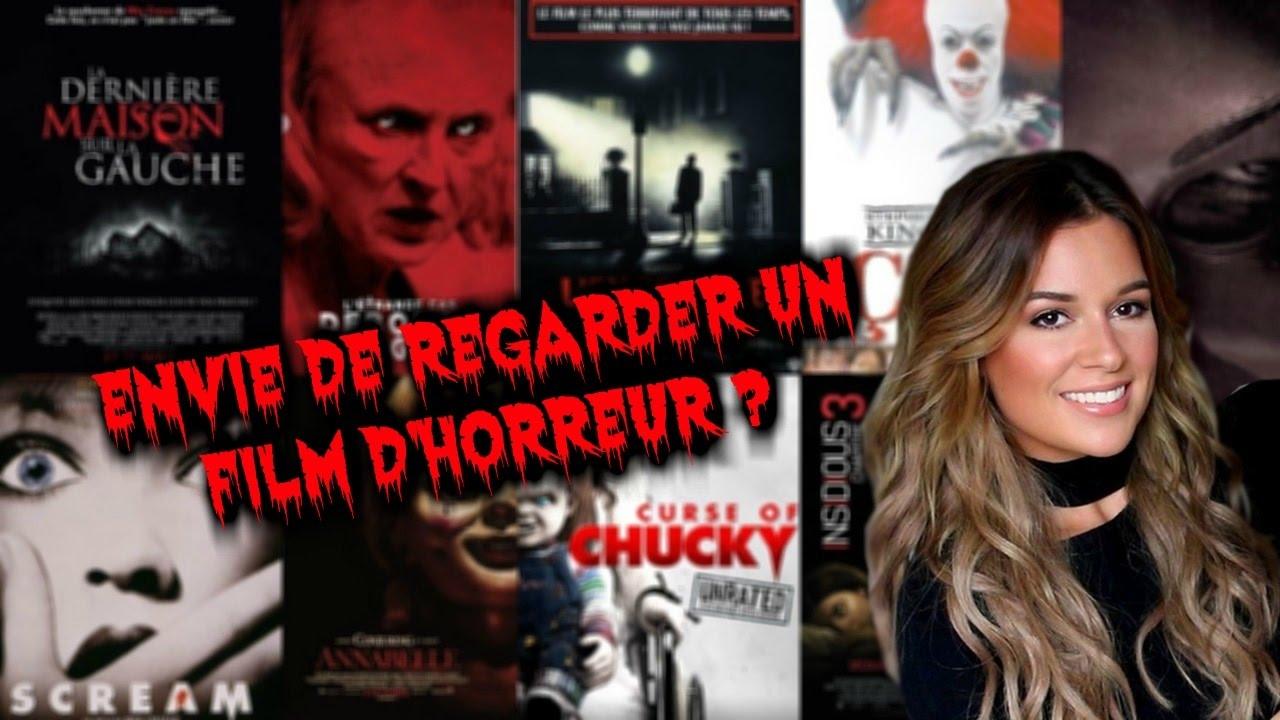 MES FILMS D'HORREUR FAVORIS - YouTube