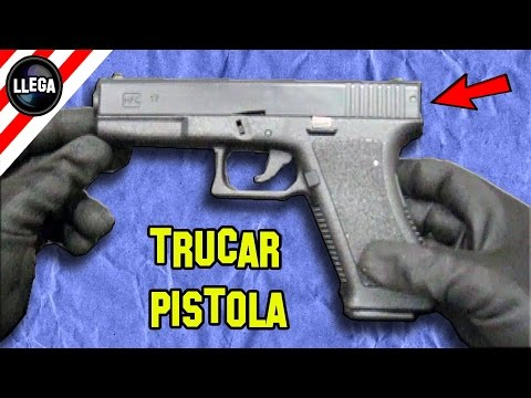 How To Hack an airsoft gun trucar Power Increase