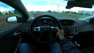 2012 Ford Focus 2.0L (150) POV Test Drive