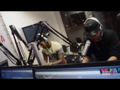 Ori & Pimpi Freestyle Live bij Djawoki op Radio Brasa