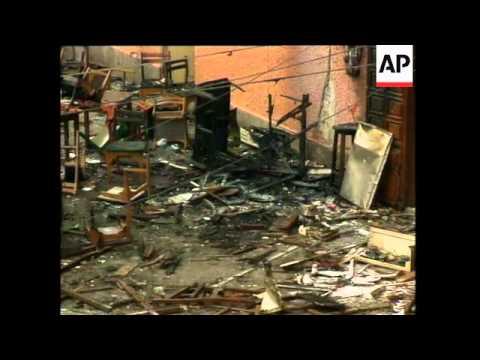 Terrorism: Saudi Arabia - Bomb, Morocco - Bombs