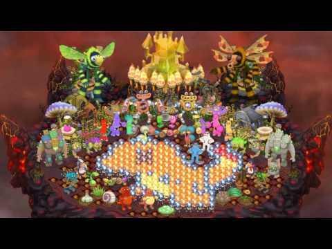 My Singing Monsters  Earth Island Full Song 216