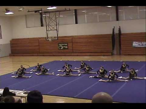 Kenowa Hills Middle School Competitive Cheer Round 2 (2010-2011)