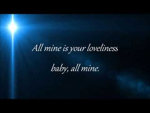 Mary's Lullaby with lyrics - Wanda West Palmer version