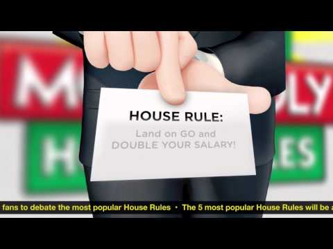 Mr. Monopoly Shocks Fans | Monopoly House Rules