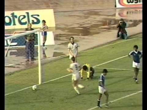 All Whites v Fiji - WCQ - 16 August, 1981