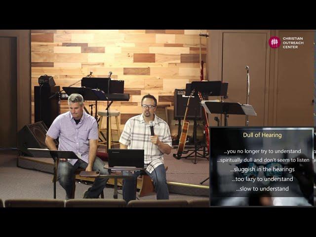 Sunday 7-19-2020: Discernment and Maturity