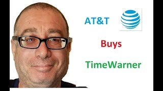 AT&T Buys Time Warner - The Effect of News on Stocks Part 1