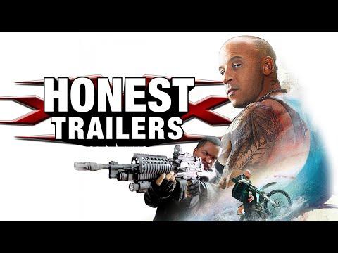 Honest Trailers | XXX Franchise