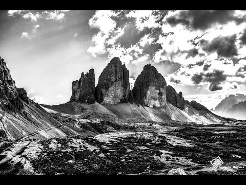From Dolomites to Sea  - Amazing Time Lapse - Existence Audio Machine