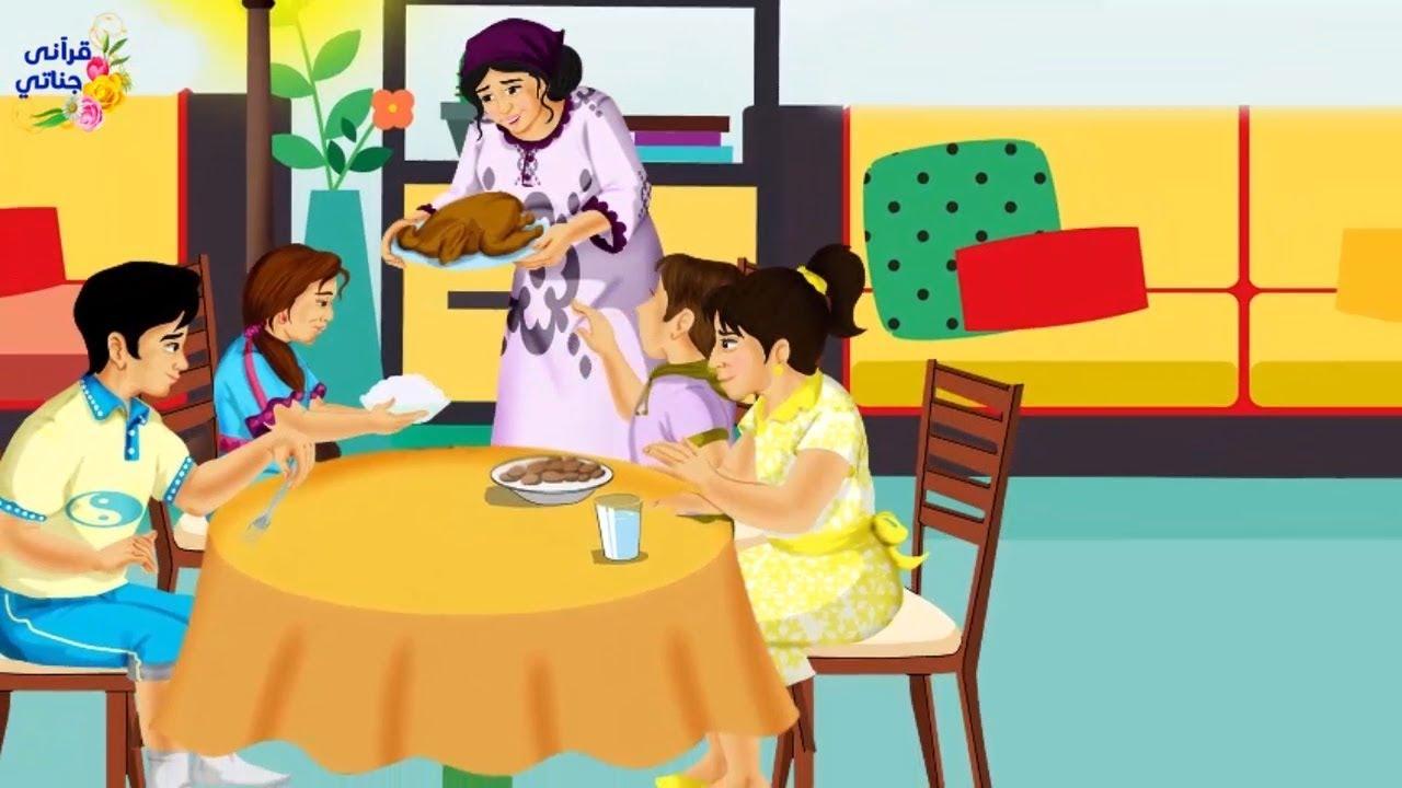 هذه الأم المخلصة ظلت تخدم أطفالها بإخلاص كبير و عندما نالت الأم المثالية كانت المفاجئة الكبرى