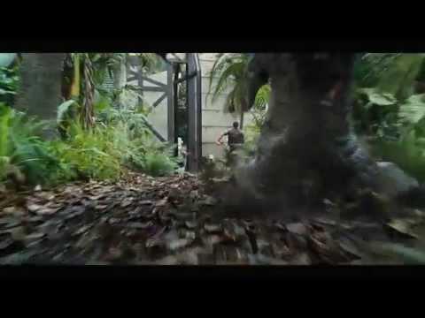 """JURASSIC WORLD - Scena del film in italiano """"Owen scappa"""""""