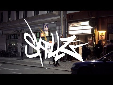 SKILLZ '17 #HipHop. Award. Leipzig. – Da Movie (2018).