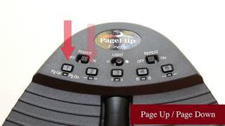 PageFlip Firefly Bluetooth/USB Page Turner Pedal