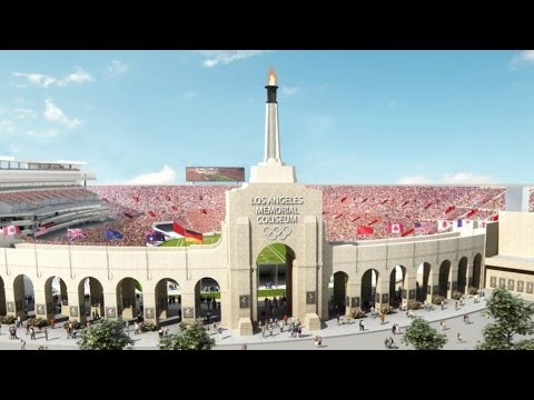 USC Proposes $270 Million In Coliseum Renovations | Los Angeles Times
