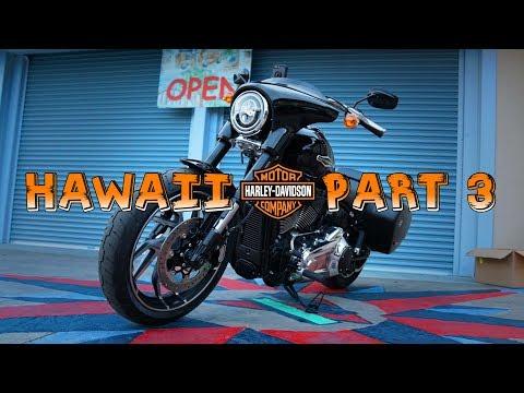 Harley Davidson Hawaii - Part 3