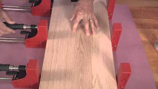 Gluing Tips - Clamping Pressure
