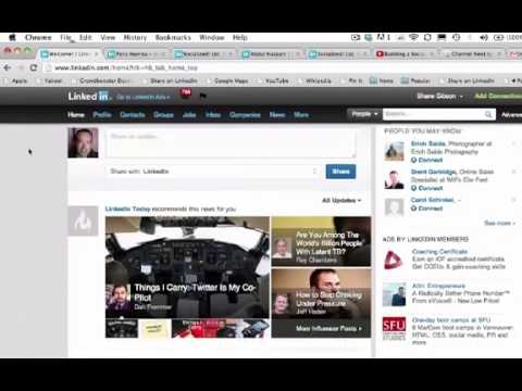 LinkedIn For Business Step by Step Online Video Tutorial for Beginners and Expert