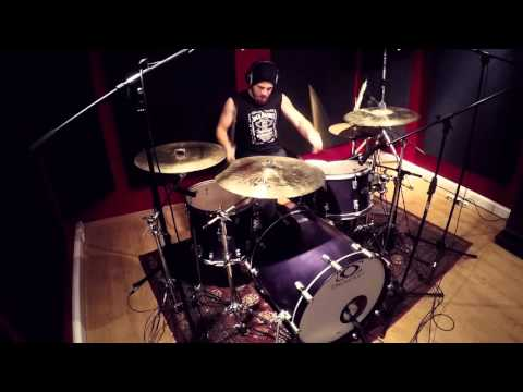 Linkin Park-From The Inside (drum cover) by Kostas Stefanidis