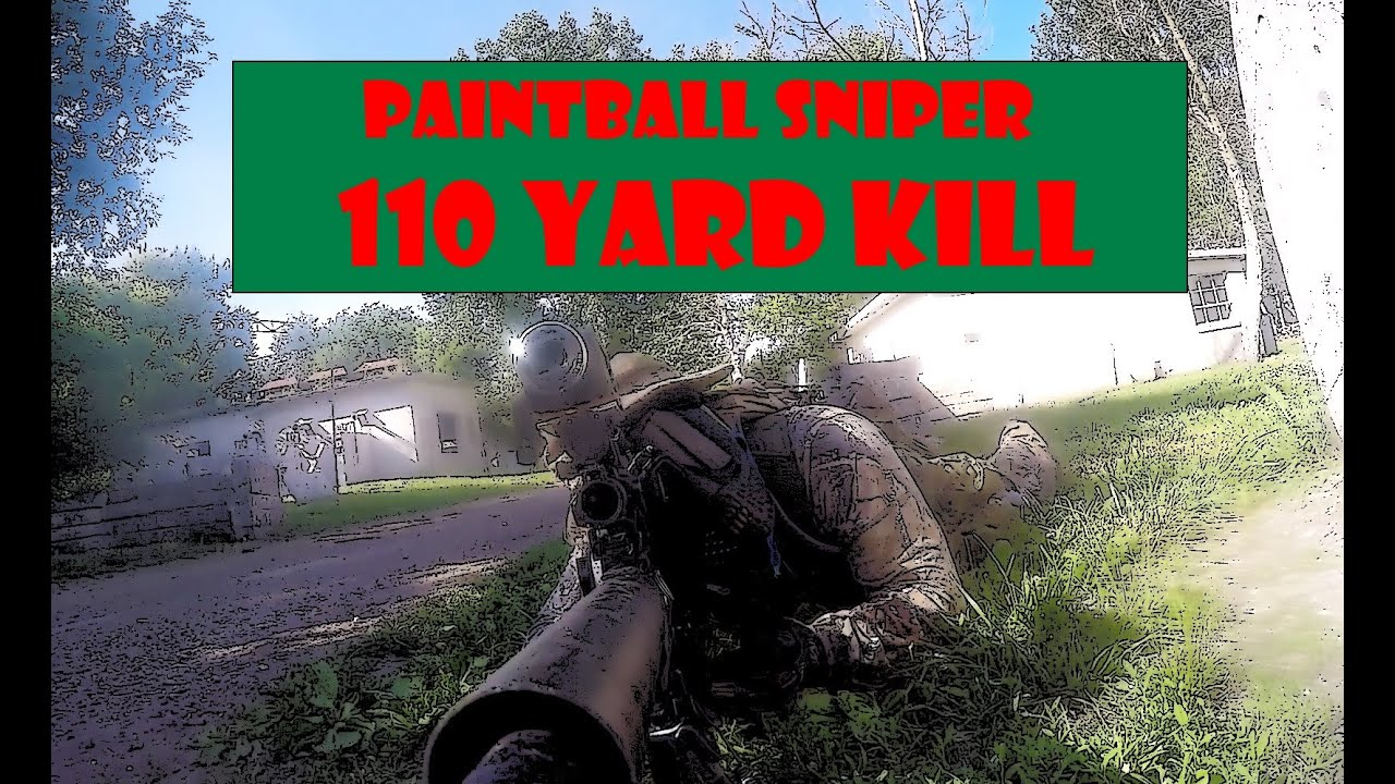 ROBLOX Gameplays - MAD PAINTBALL[Sniper Streaks!] - YouTube |Mad Paintball Sniper