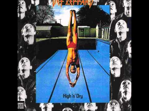 Def Leppard - Let it Go (High 'n' Dry)
