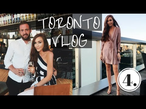 OUR FIRST TIME IN CANADA! - 5 Outfits & What We Did