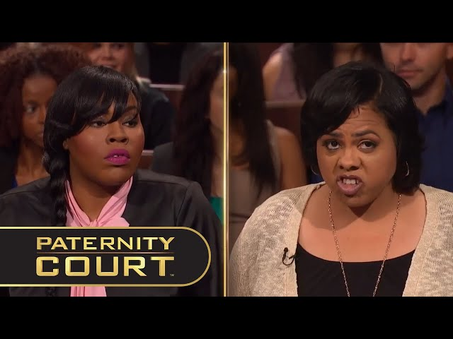 Married Man Has Side Chicks Name Tattoo (Full Episode) | Paternity Court