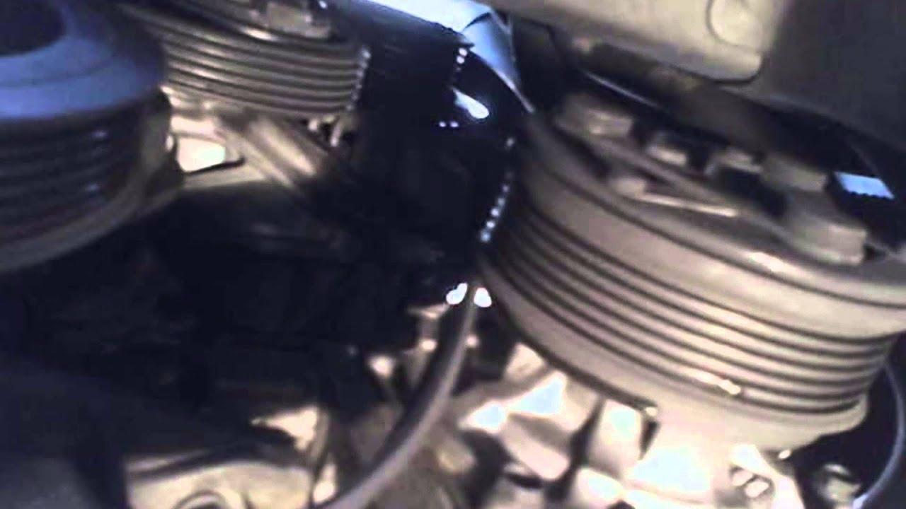 Alternator replacement Dodge Stratus 2001  2006 24L Sebring Install Replace Remove  YouTube