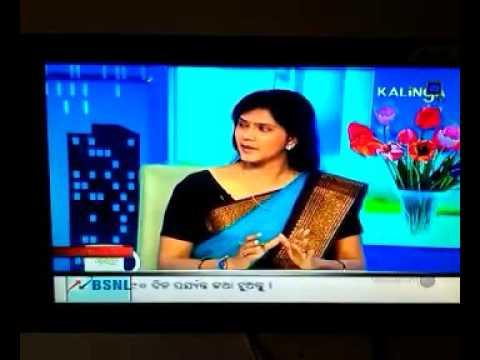 Swapnarani Sinha interview in KALINGA  TV