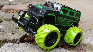 RC hummer 4x4 off road Unboxing and Review | RC Crawler | RC Monster Truck