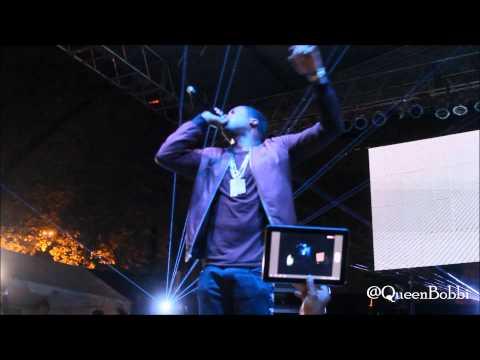 Meek Mill 'Monster' & 'Intro' Live @ Streetzfest 2015