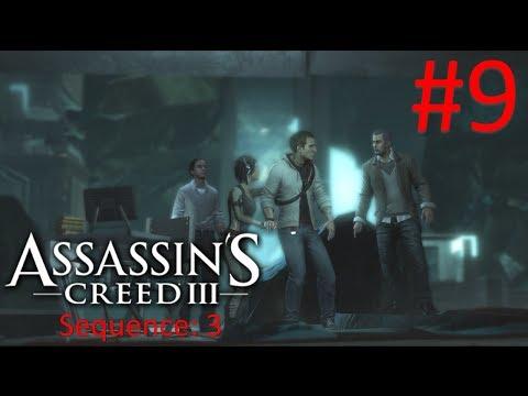 Assassin's Creed III - Sequence 3 - Walkthrough 9